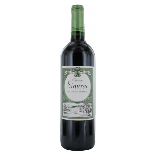 Rượu Vang Chateau Siaurac 13.5% – Chai 750ml
