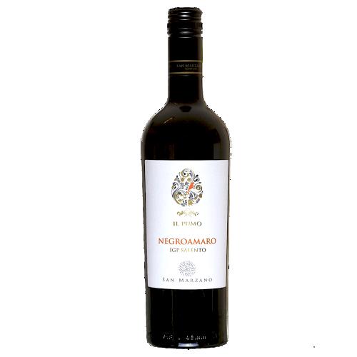 Rượu Vang IL Pumo Red 13,5% – Chai 750ml – Thùng 6 Chai