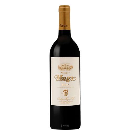 Rượu Vang Muga Reserva 14% – Chai 750ml